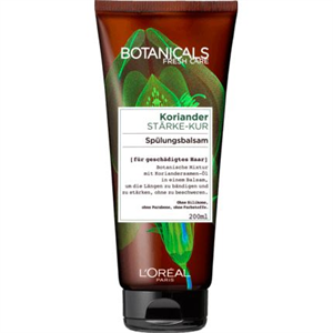 L'Oreal Paris Botanicals Fresh Care Strenghtcure Koriander Balzsam Gyenge Hajra
