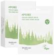 Muldream Vegan Green Mild Tea Tree Pore Fátyolmaszk