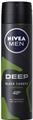 Nivea Men Deep Black Carbon Amazonia Deo Spray