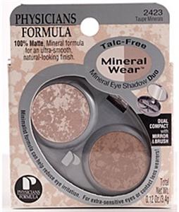 Physicians Formula Mineral Wear Duó Szemhéjpúder