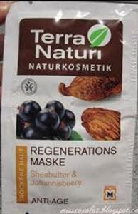 Terra Naturi Anti-Age Regeneráló Maszk