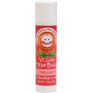The Merry Hempsters Vegan Hemp Balm - Cinnamon