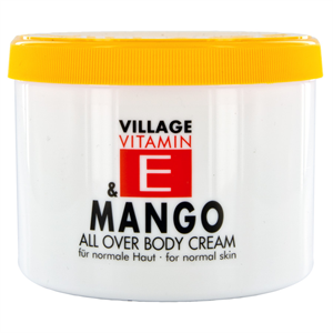 Village Vitamin E & Mango All Over Body Cream