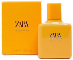 Zara Yellow Velvet EDT