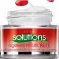 Avon Solutions Ageless Results Nappali Krém SPF20