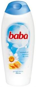 Baba Natura Kamilla és Méz Tusfürdő