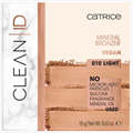 Catrice Clean ID Mineral Bronzer