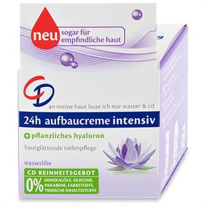 CD 24h Aufbaucreme Intensiv