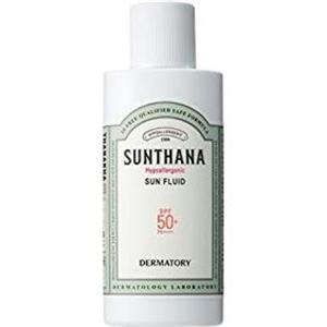 Dermatory Sunthana Hypoallergenic Sun Fluid SPF50+ / PA++++