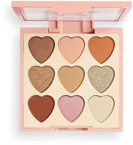I Heart Revolution Heartbreakers Majestic Shadow Palette