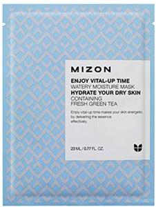 Mizon Enjoy Vital-Up Time Watery Moisture Mask Hidratáló Maszk Zöld Tea Kivonattal