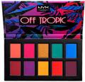 NYX Professional Makeup Off Tropic Szemhéjpúder Paletta