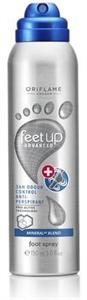 Oriflame Feet Up Advanced 36 Órás Hatású Izzadásgátló Lábspray