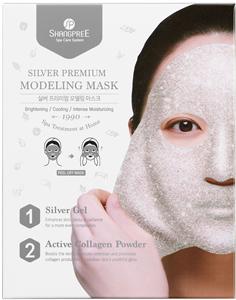 Shangpree Silver Premium Modeling Mask