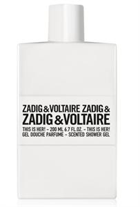 Zadig & Voltaire This Is Her! Tusfürdő Gél