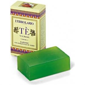 L' Erbolario Zöld Tea Parfümszappan