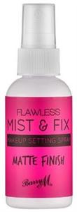 Barry M Mist & Fix Setting Spray Matte Finish