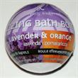Body Club Fizzing Bath Bomb Lavender & Orange