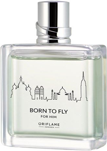Oriflame Born To Fly For Him EDT