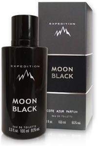 Cote d'Azur Moon Black Expedition EDT