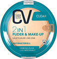 Cv Cadea Vera Clear  2In1 Púder & Make Up