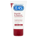 E45 Dermatological Nourish & Restore Hand Cream