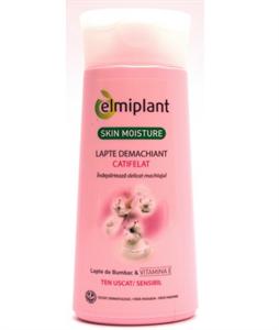 Elmiplant Skin Moisture Sminklemosó Tej