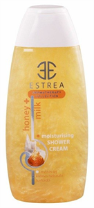 Estrea Tej+Méz Krémes Hidratáló Tusfürdő