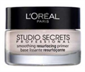 L'Oreal Studio Secrets Smoothing Resurfacing Primer