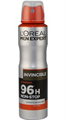 L'Oreal Men Expert Invincible Deodorant Spray
