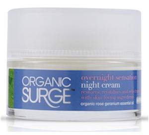 Organic Surge Overnight Sensation Night Cream (régi)