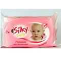 Silky Baby Premium Sensitive Törlőkendő