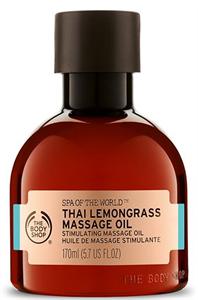 The Body Shop Thai Lemongrass Massage Oil
