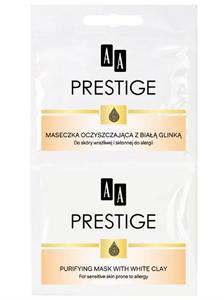 AA Prestige Tisztító Pakolás Fehér Agyaggal