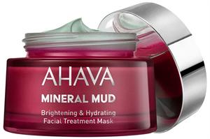 Ahava Mineral Masks Mineral Mud Brightening & Hydrating Facial Treatment Mask - Bőrmegújító Iszapmaszk