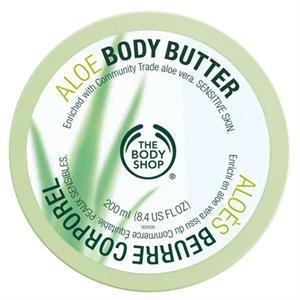 The Body Shop Aloe Testvaj