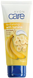 Avon Care Banános Arcmaszk