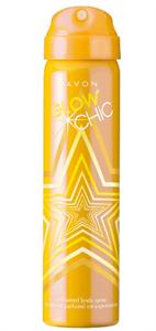 Avon Glow Chic Perfumed Body Spray
