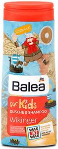 Balea Kids Dusche & Shampoo Wikinger