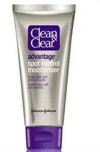 Clean&Clear Advantage Pattanást Szabályozó Hidratáló