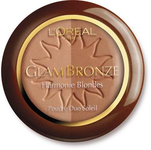 L'Oreal Glam Bronze Powder Duo