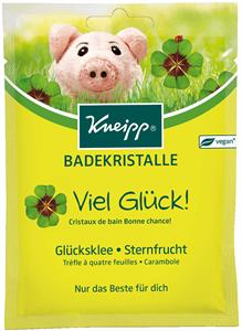 Kneipp Badekristalle Viel Glück