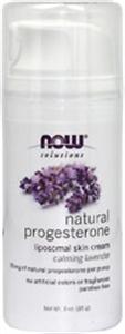 Now Foods Natural Progesterone Liposomal Skin Cream
