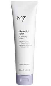No7 Beautiful Skin Cleansing Balm For Dry/ Very Dry Skin