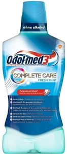 Odol-med 3 Complete Care Fresh Mint Szájvíz