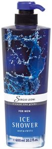 Sergio Leoni Ice Shower Antarktic