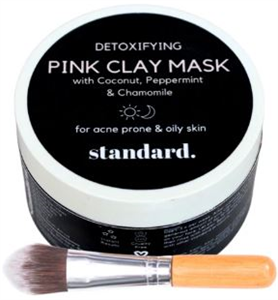 Standard Beauty Pink Clay Mask