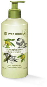Yves Rocher Olive Petit Grain Relaxing Body Lotion