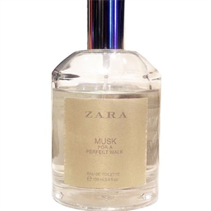 Zara Musk For a Perfect Walk EDT