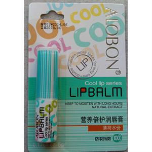 Alobon Cool Lip Series Mentolos Ajakbalzsam